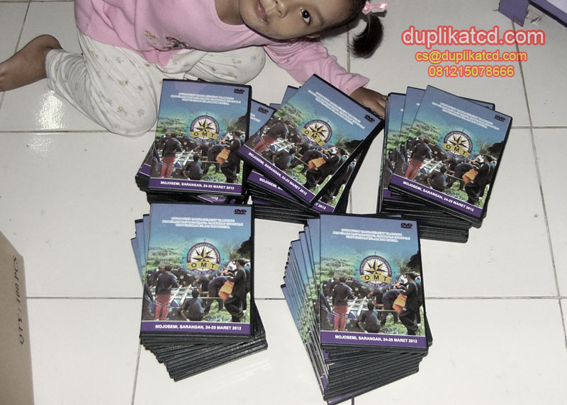 Copy CD Outbound