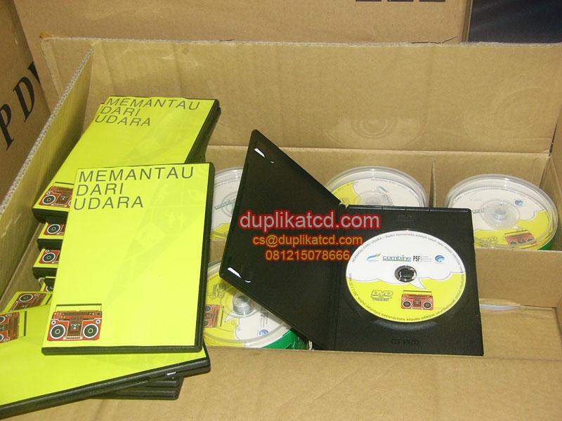 Pesanan Copy CD LSM Sewon