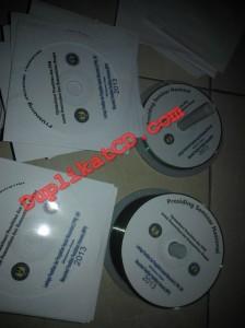 Copy CD Kilat Prosiding Seminar Nasional